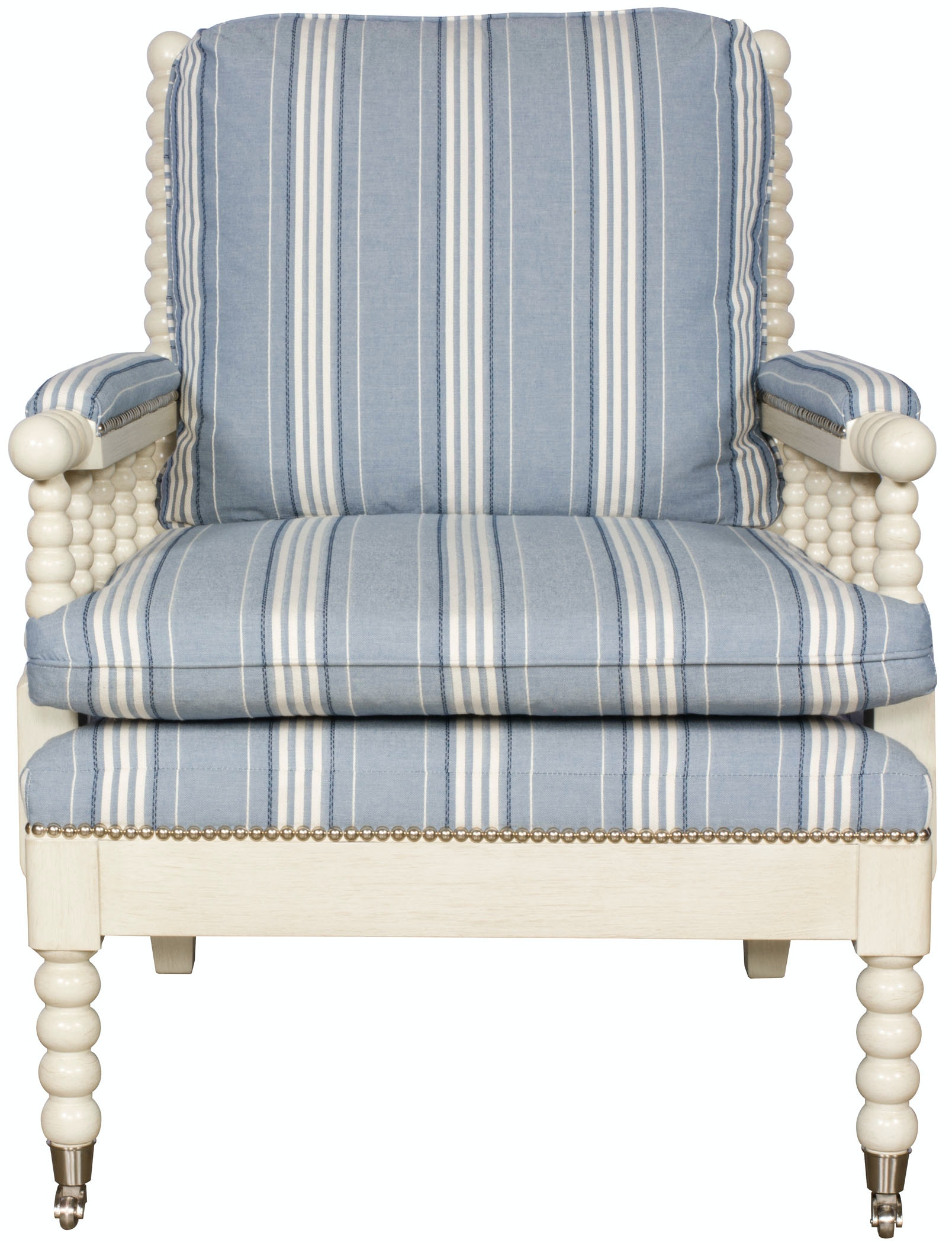 4502 CH. Bell Spool Chair