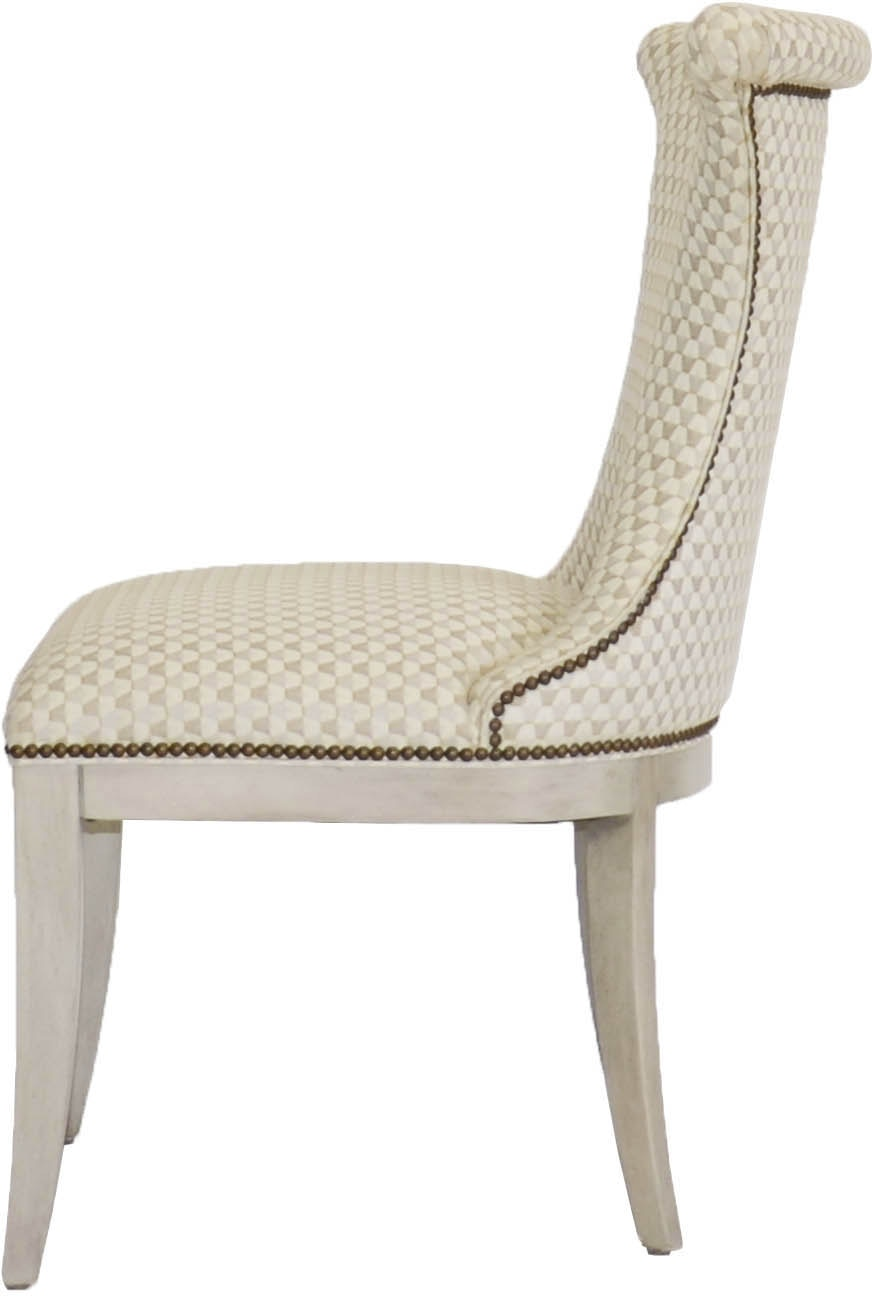 vanguard dining room eve side chair 4704s stowers