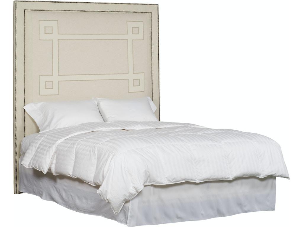Vanguard Furniture Bedroom Hillary Hank Queen Headboard 503dq H Louis Shanks Austin San