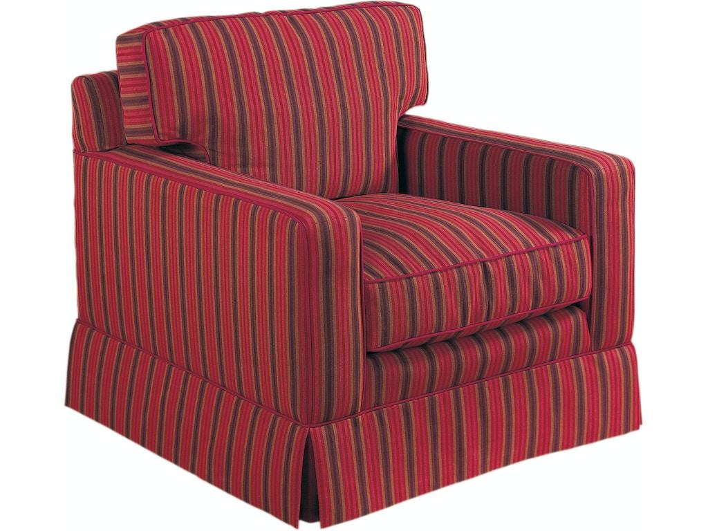 Vanguard living room hillcrest swivel chair 600d sw for D furniture galleries rockville md