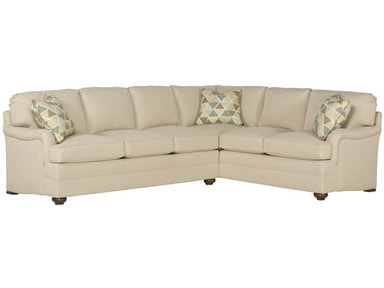 Vanguard East Lake Left Arm Sofa 603-LAS