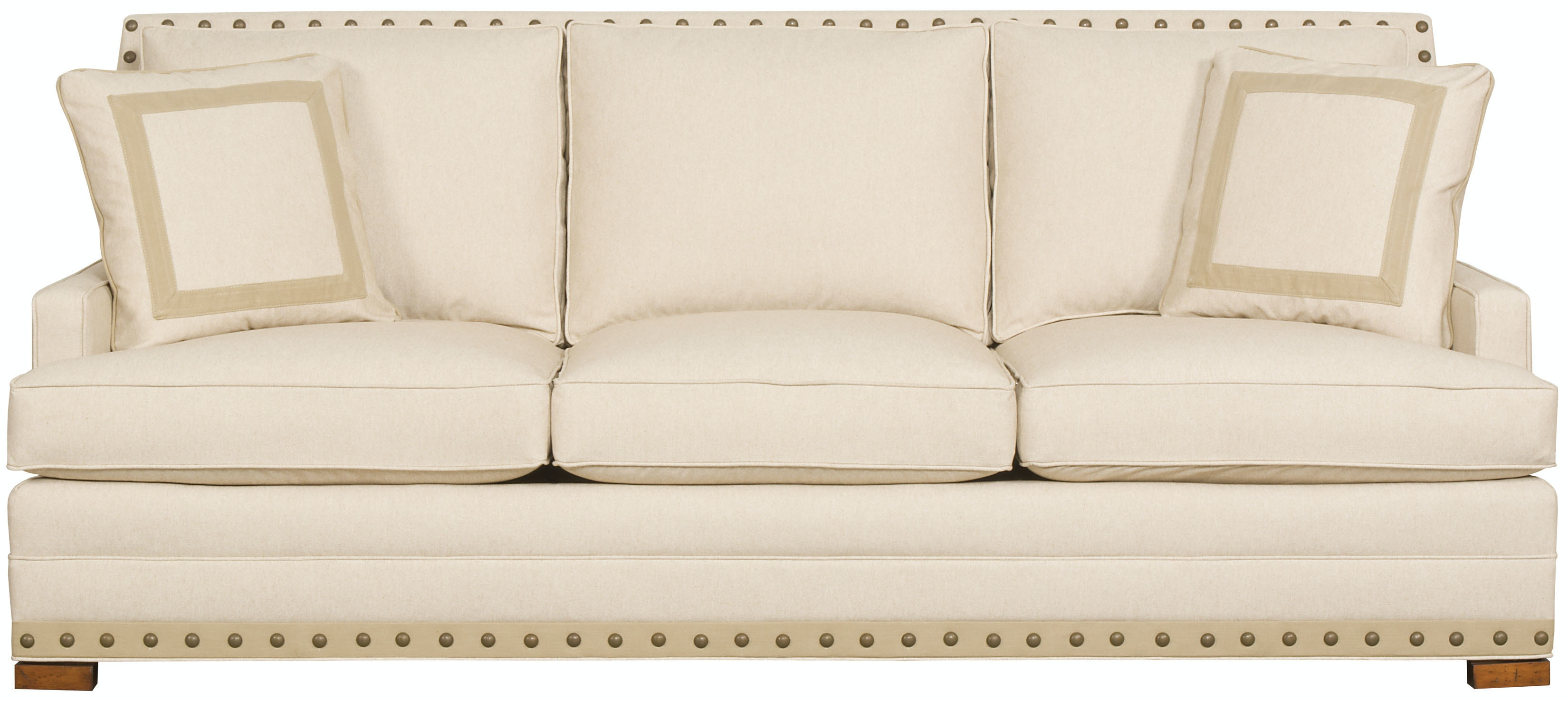Exceptionnel Vanguard Living Room Riverside Sofa 604 S   Birmingham Wholesale Furniture    Birmingham, AL