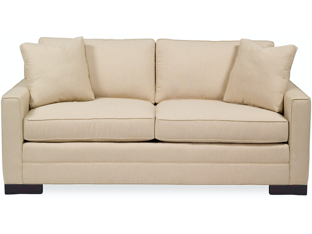 vanguard furniture living room summerton sofa 610 2s