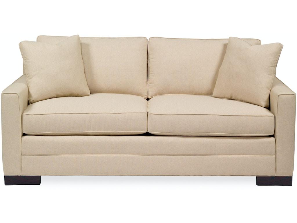 vanguard furniture living room summerton sofa 610 2s