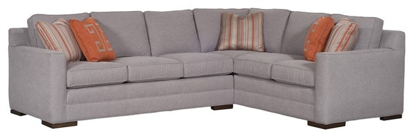 Popular Vanguard Summerton Left Right Arm Sofa 610 LAS Model - Review Hamilton sofa and Leather Gallery Plan