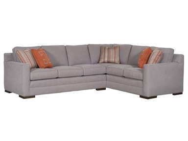 Vanguard Summerton Left Arm Sofa 610-LAS