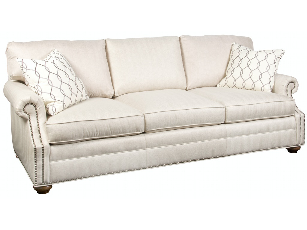 Vanguard Living Room Gutherly Sofa 648 S Seville Home Leawood Kansas City Olathe And