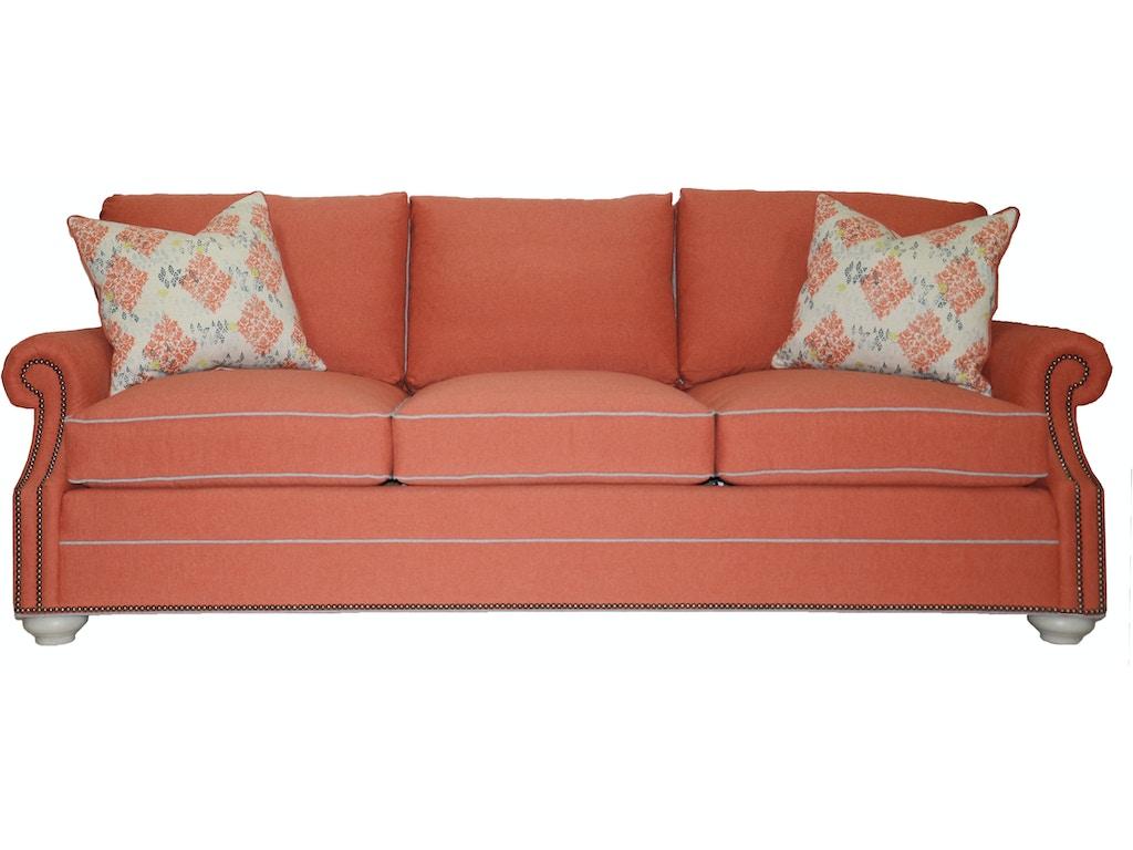 Vanguard Living Room Gutherly Sofa 648-S
