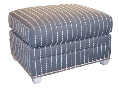 Vanguard Furniture Connelly Springs Ottoman