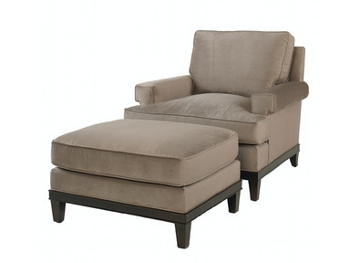 Vanguard Furniture Rugby Road Ottoman