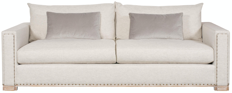 Vanguard Furniture Living Room Nash Sofa 90582S Louis Shanks Austin San  Antonio TX Louis Shanks Furniture