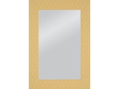 Vanguard Furniture The Brewster Upholstered Mirror