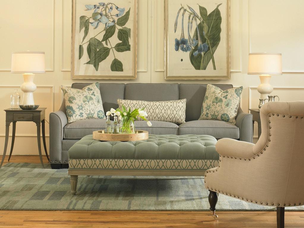 Vanguard Living Room Nicholas Sofa 644 S Seville Home Leawood Kansas City Olathe And