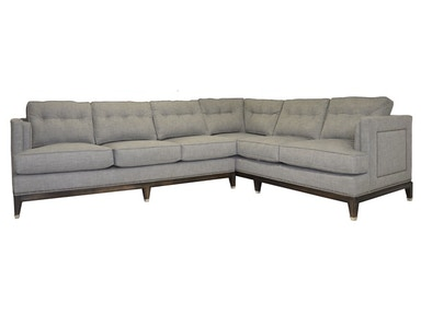 Vanguard Whitaker Left Arm Sofa C18-LAS