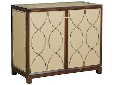 Vanguard Carlyle Upholstered Chest V114-UH