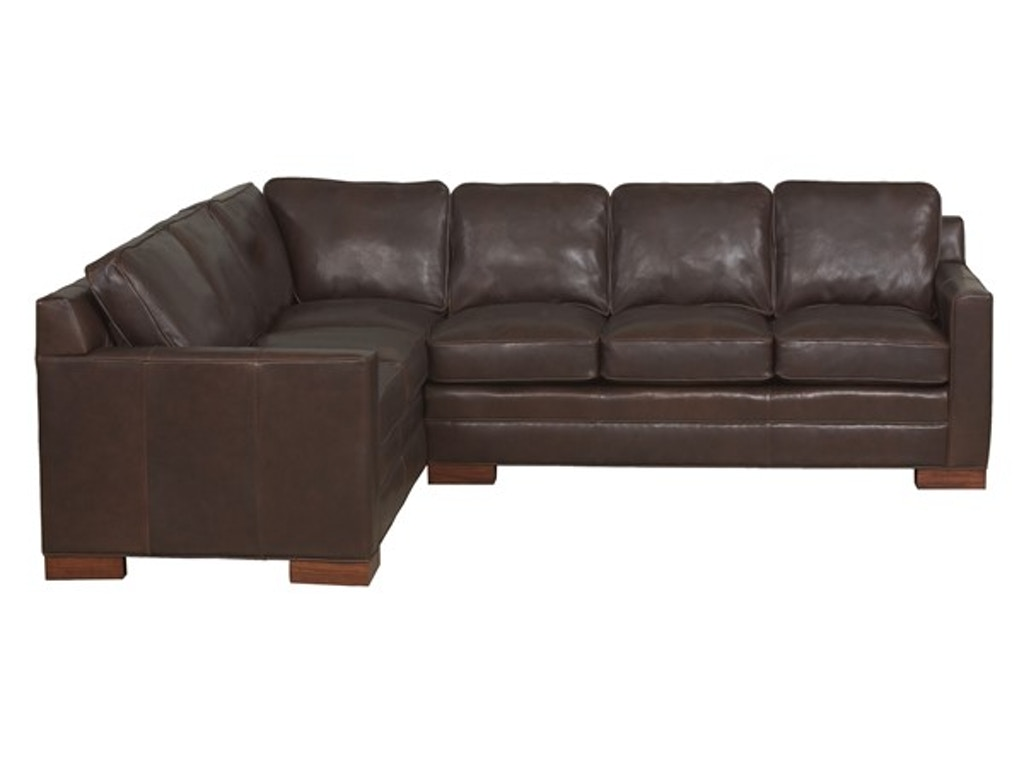 Vanguard Furniture Living Room Summerton Left Corner Sofa