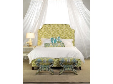 Vanguard Bonnie/Bruno Queen Bed 502CQ-PF
