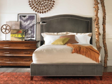 Vanguard Caroline/Casey Queen Bed 509CQ-PF