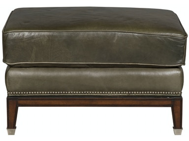 Vanguard Furniture Whitaker Ottoman, Tannery Program