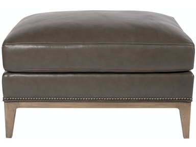 Vanguard Furniture Jackson Ottoman, Tannery Program