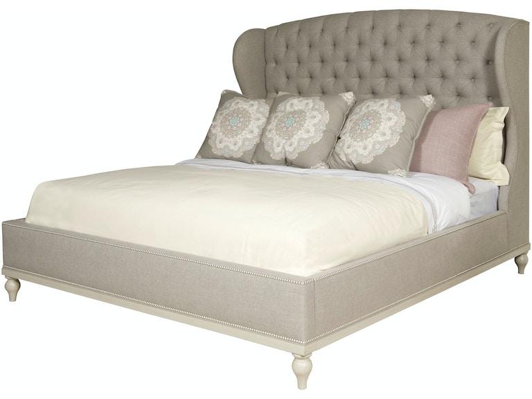 Vanguard Furniture Bedroom Emma King Bed VKHF Louis Shanks - Louis shanks bedroom furniture