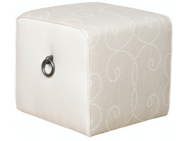 Vanguard Furniture Mcghee Ottoman