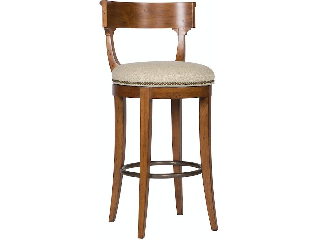 Vanguard Furniture Bar And Game Room Miles Bar Stool V325 Bs Louis Shanks Austin San Antonio Tx