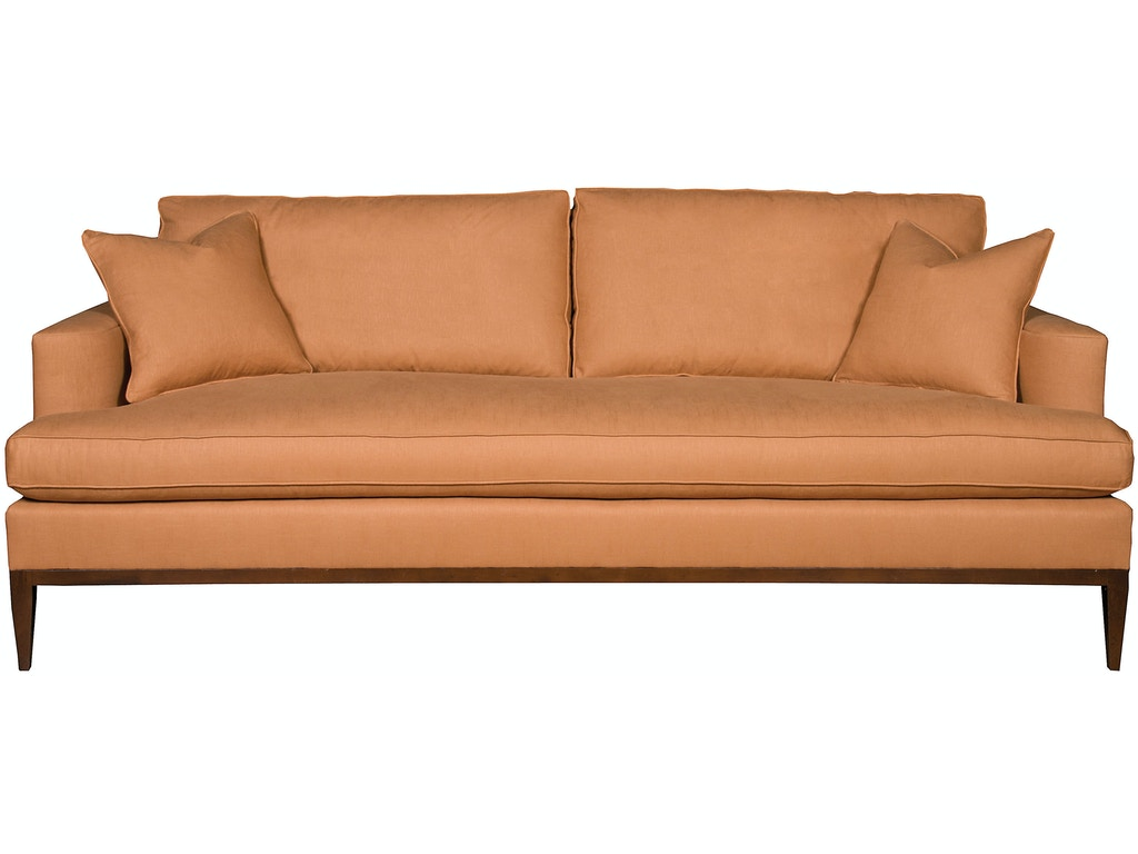 Vanguard Living Room Camilla Sofa V331 1s Whitley Furniture Galleries Zebulon Nc