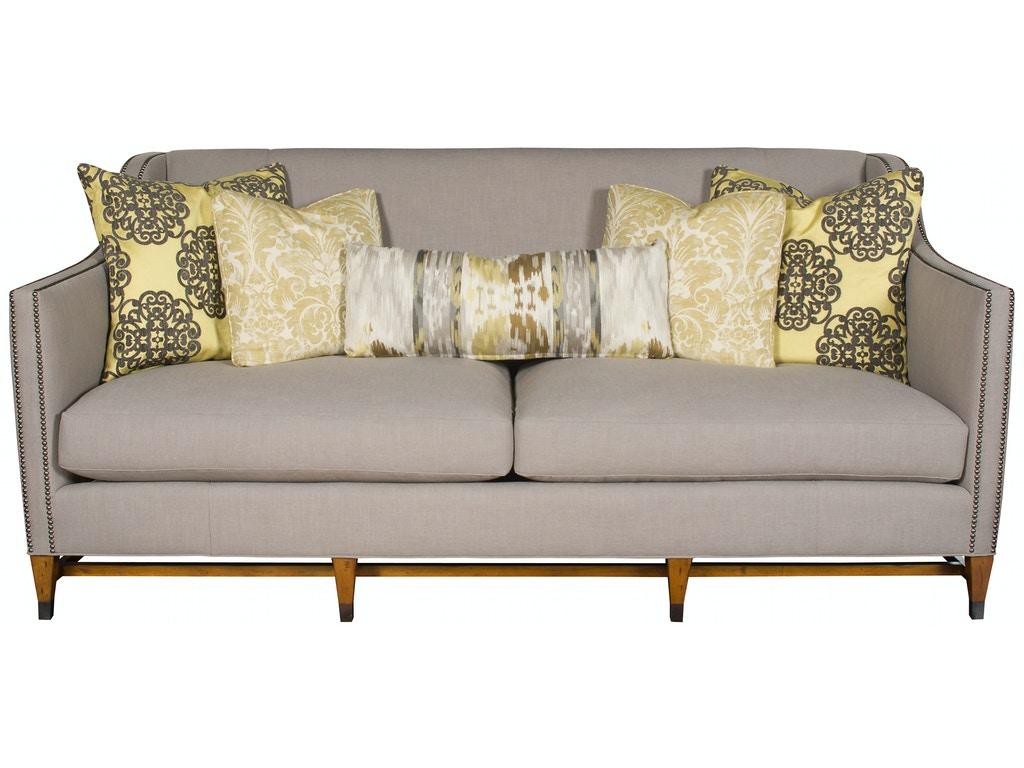 Vanguard Furniture Living Room Anthony Sofa V411 S Louis