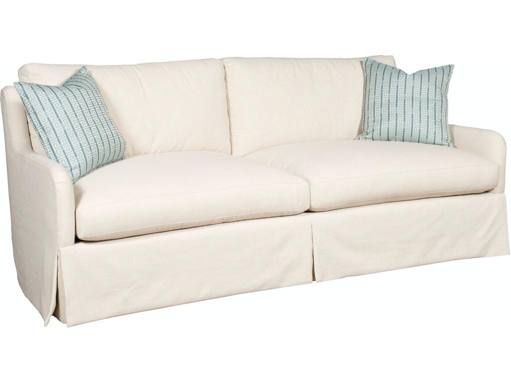 Vanguard living room fisher sofa v922w 2s issis sons for Sofa jakarta