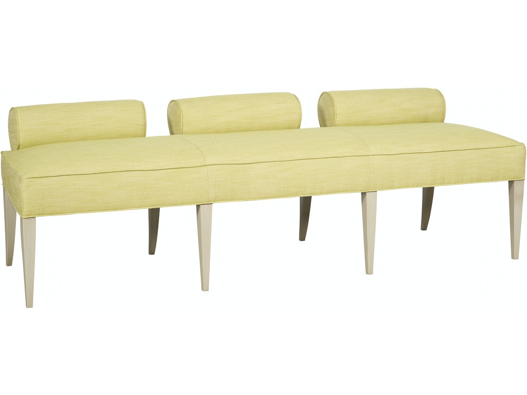Vanguard Living Room Jensen Bench V931 Be Norris Furniture Fort Myers Naples Sanibel And
