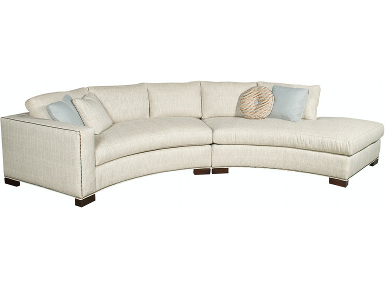 Vanguard Furniture Living Room Bennett Left Right Arm