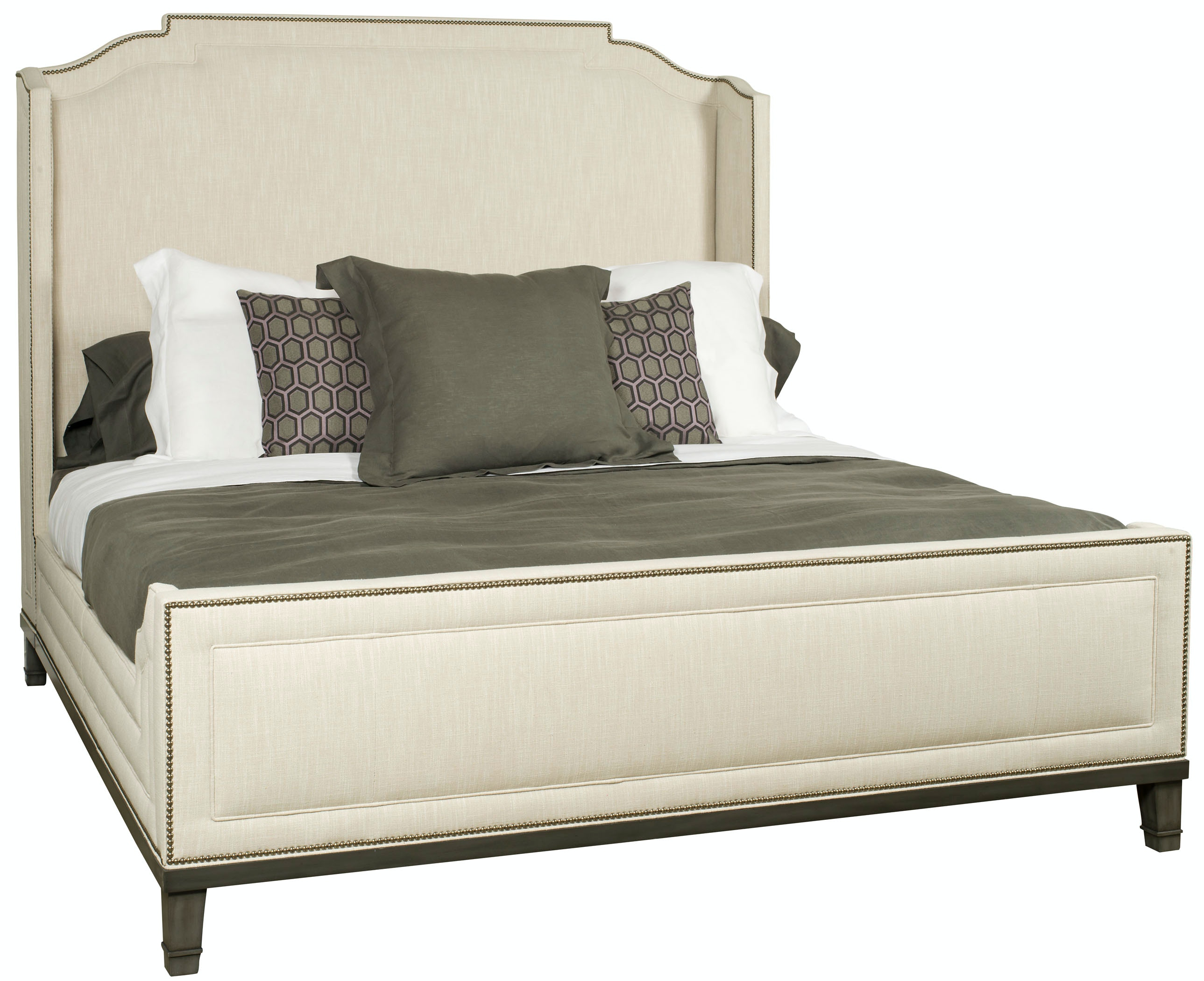 ... Bakers Furniture Tucson By Vanguard Furniture Bedroom Pennington King  Bed W527k Hf ...