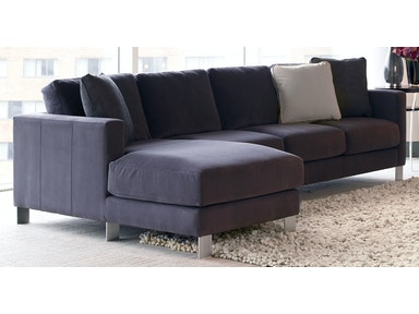 American Leather Alessandro Sectional