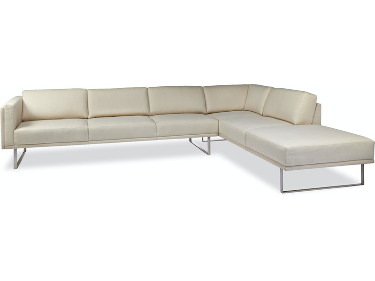 American Leather Berkley Sectional Berkeley-Sectional