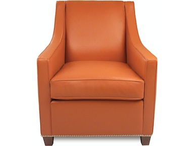 American Leather Living Room Chair