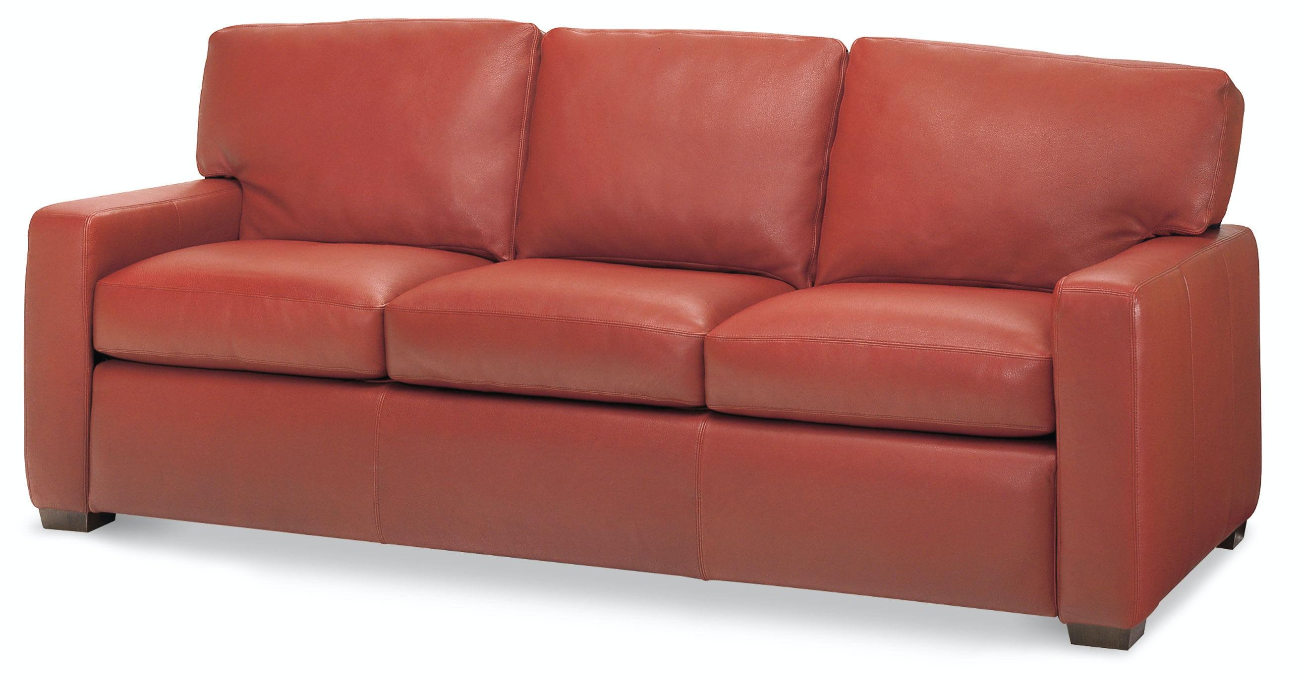 American Leather Three Cushion Sofa CSN SO3 ST