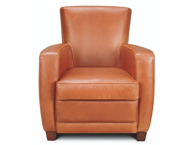 American Leather Living Room Arm Chair