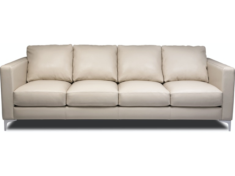 American Leather Four Cushion Sofa KND-SO4-ST