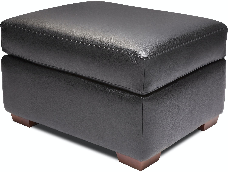 American Leather Living Room Ottoman Lis Oto St