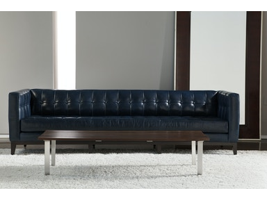 American Leather Living Room One Cushion Sofa