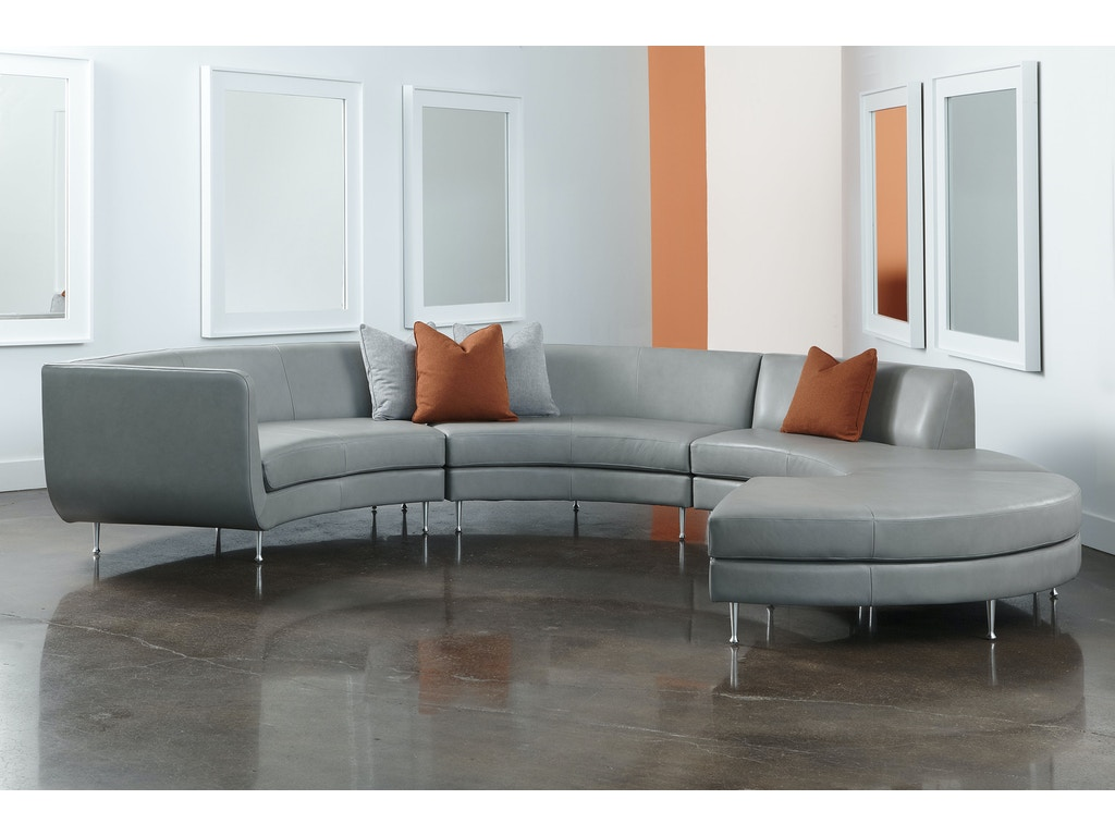 Living Room Furniture Fort Myers Fl American Leather Living Room Menlo Park Sectional Norris