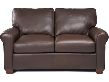 American Leather Living Room Loveseat