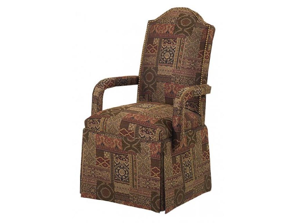 Designmaster Dining Room Chandler Arm Chair 01 255 Saxon Clark Furniture Patio Design