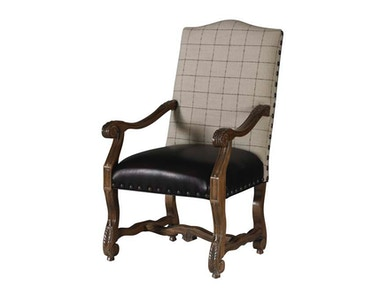Designmaster Strasbourg Arm Chair 01-341