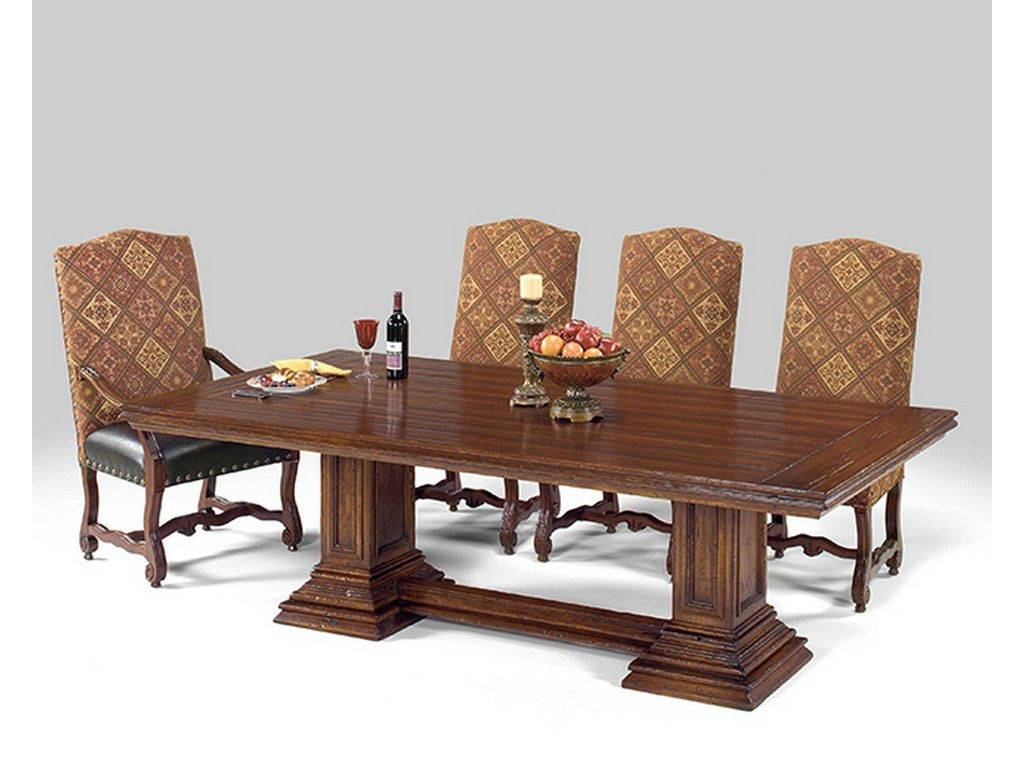 DesignMaster Dining Room Wellington Dining Table 07 560