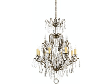 Wildwood lamps furniture mclaughlins home furnishing designs 1179 esmerado chandelier mozeypictures Choice Image