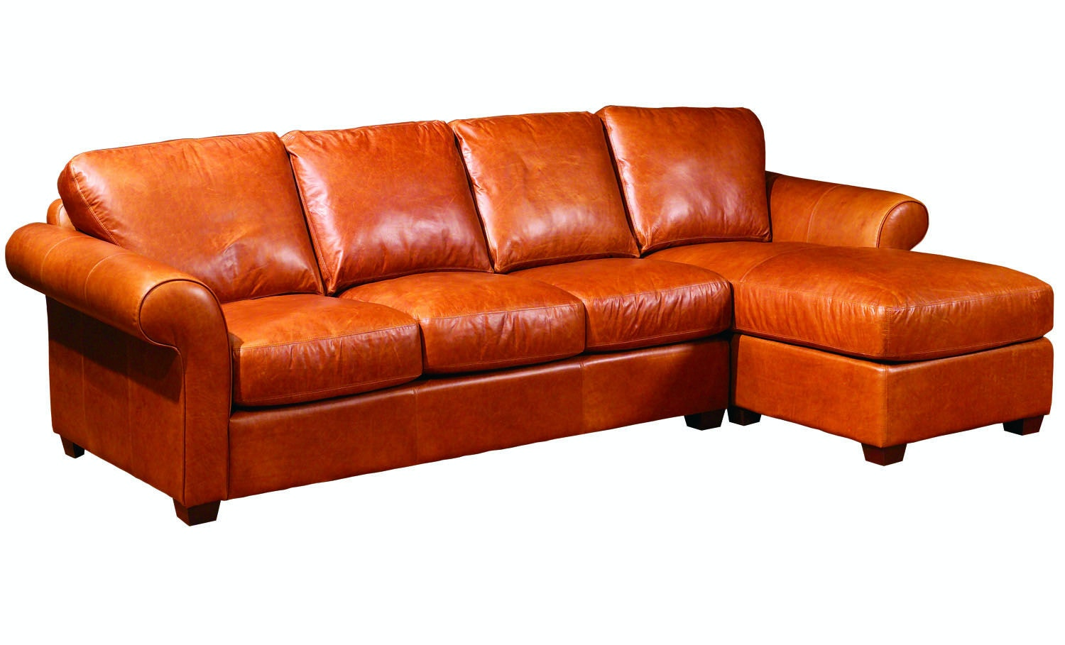 Legacy Leather Trenton Sectional