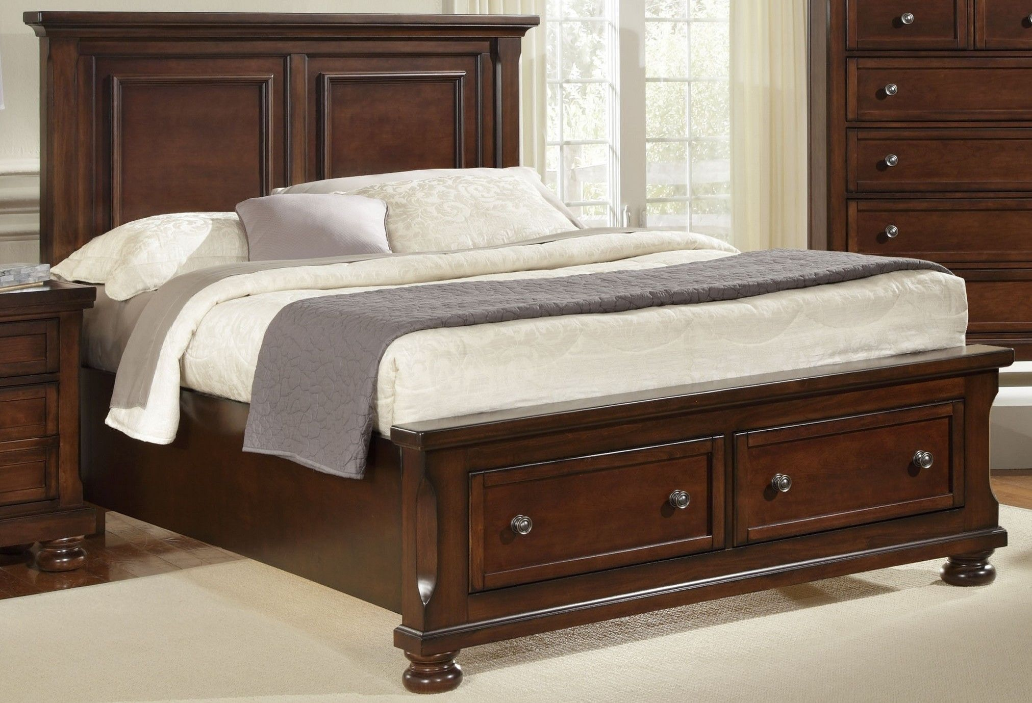 VaughanBassett Bedroom Storage Fb 50 530050B Lynchs Furniture
