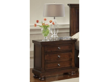 Vaughan-Bassett Furniture Company Reflections Nightstand 470507